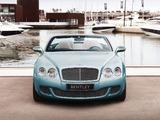 Bentley Continental GTC 2009–11 wallpapers