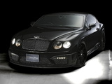WALD Bentley Continental GT Black Bison Edition 2010 wallpapers