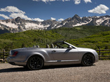 Bentley Continental Supersports Convertible 2010–11 wallpapers