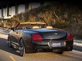 Prior-Design Bentley Continental GT Cabriolet 2011 wallpapers