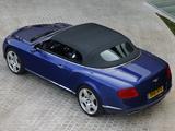 Bentley Continental GTC 2011 wallpapers