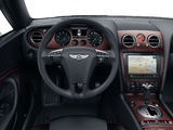 Bentley Continental Supersports ISR Convertible 2011 wallpapers