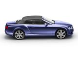 Bentley Continental GTC V8 2012 wallpapers