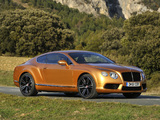 Bentley Continental GT V8 2012 wallpapers