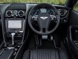 Bentley Continental GT V8 S Convertible UK-spec 2015 wallpapers
