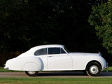 Bentley R-Type Continental Sports Saloon by Mulliner 1952 images