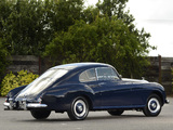 Bentley R-Type Continental Sports Saloon by Mulliner 1952 photos