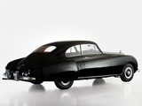 Bentley R-Type Continental Sports Saloon by Mulliner 1952 pictures