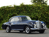 Bentley R-Type Continental Sports Saloon by Mulliner 1952 wallpapers