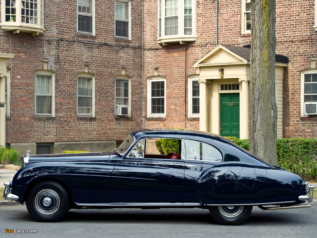 Bentley R Type Continental Fastback 1953 55 Photos 1024x768
