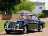 Bentley R-Type Continental Fastback 1953–55 pictures