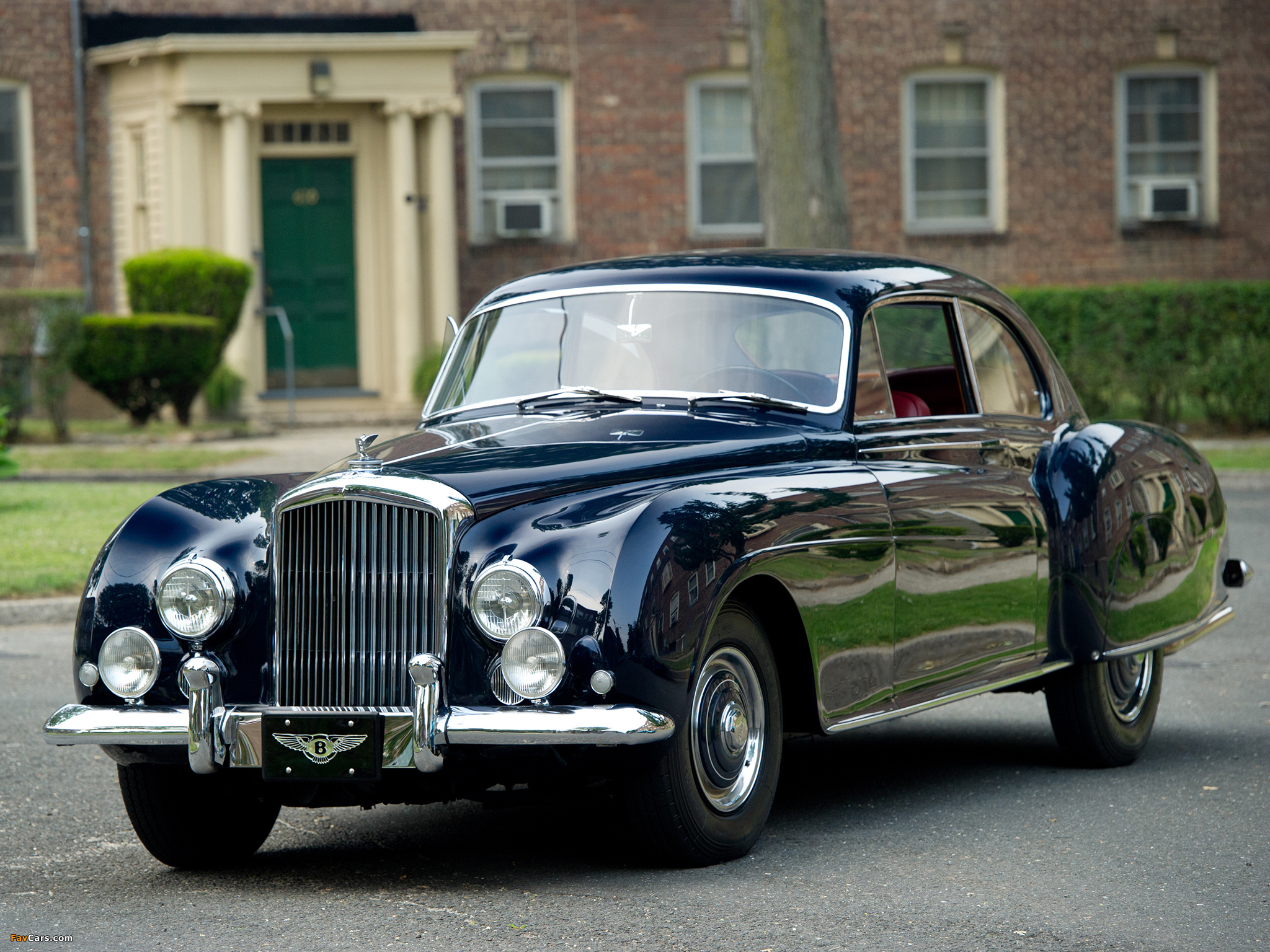 Bentley R Type Continental Fastback 1953 55 Wallpapers