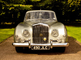 Bentley S1 Continental Sports Saloon by Mulliner 1955–59 images