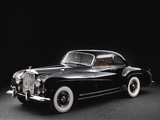 Bentley R-Type Continental Coupe by Franay 1955 pictures