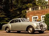 Bentley S1 Continental Sports Saloon by Mulliner 1955–59 pictures