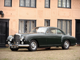 Bentley S1 Continental Sports Saloon by Mulliner 1955–59 wallpapers
