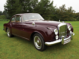 Bentley S2 Continental Coupe by Mulliner 1960–62 pictures