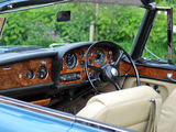 Bentley S3 Continental Convertible by Mulliner Park Ward 1962–66 images