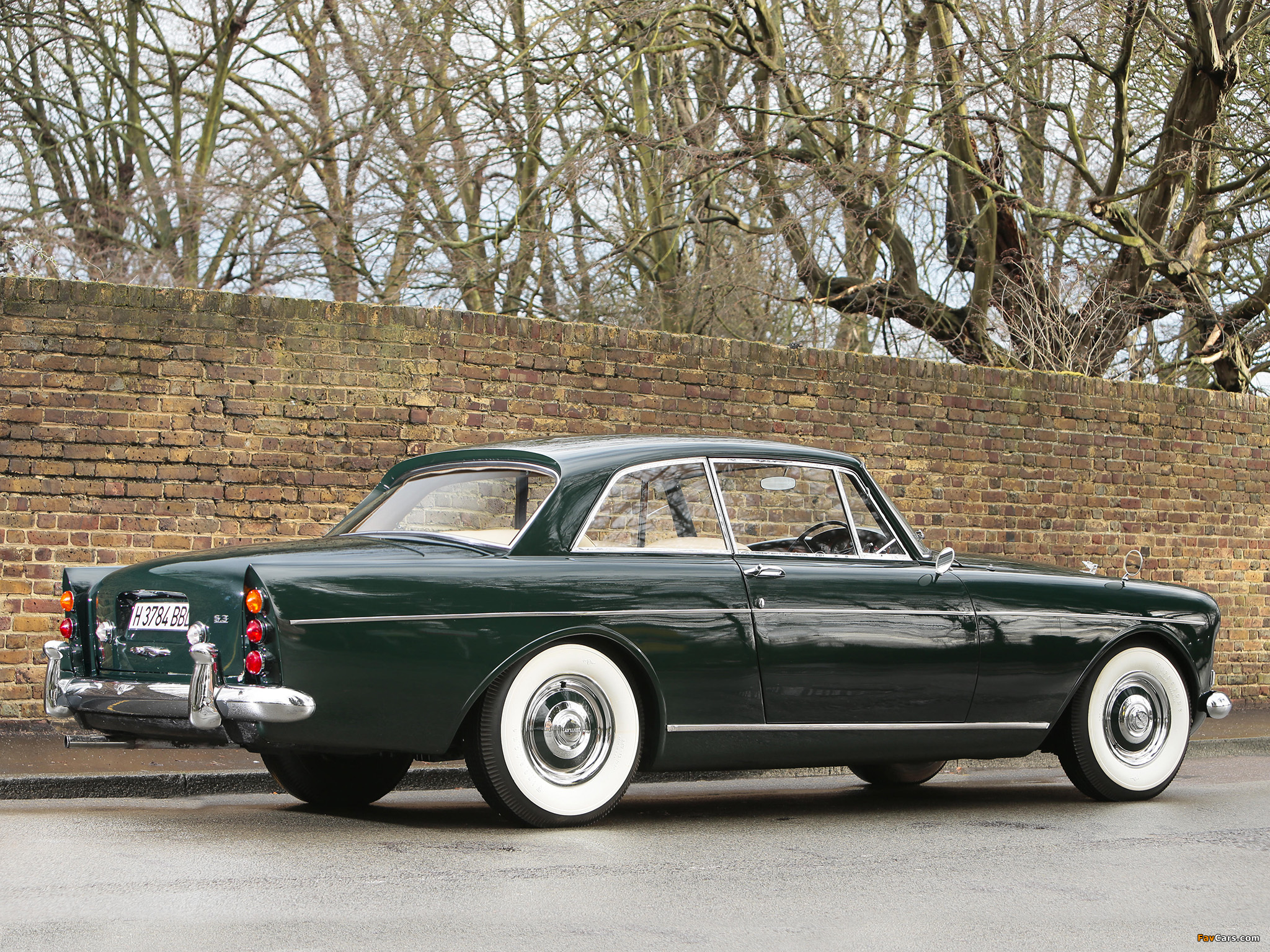 Bentley S3 Continental Coupe by Mulliner Park Ward UK-spec 1964–65 images (2048 x 1536)