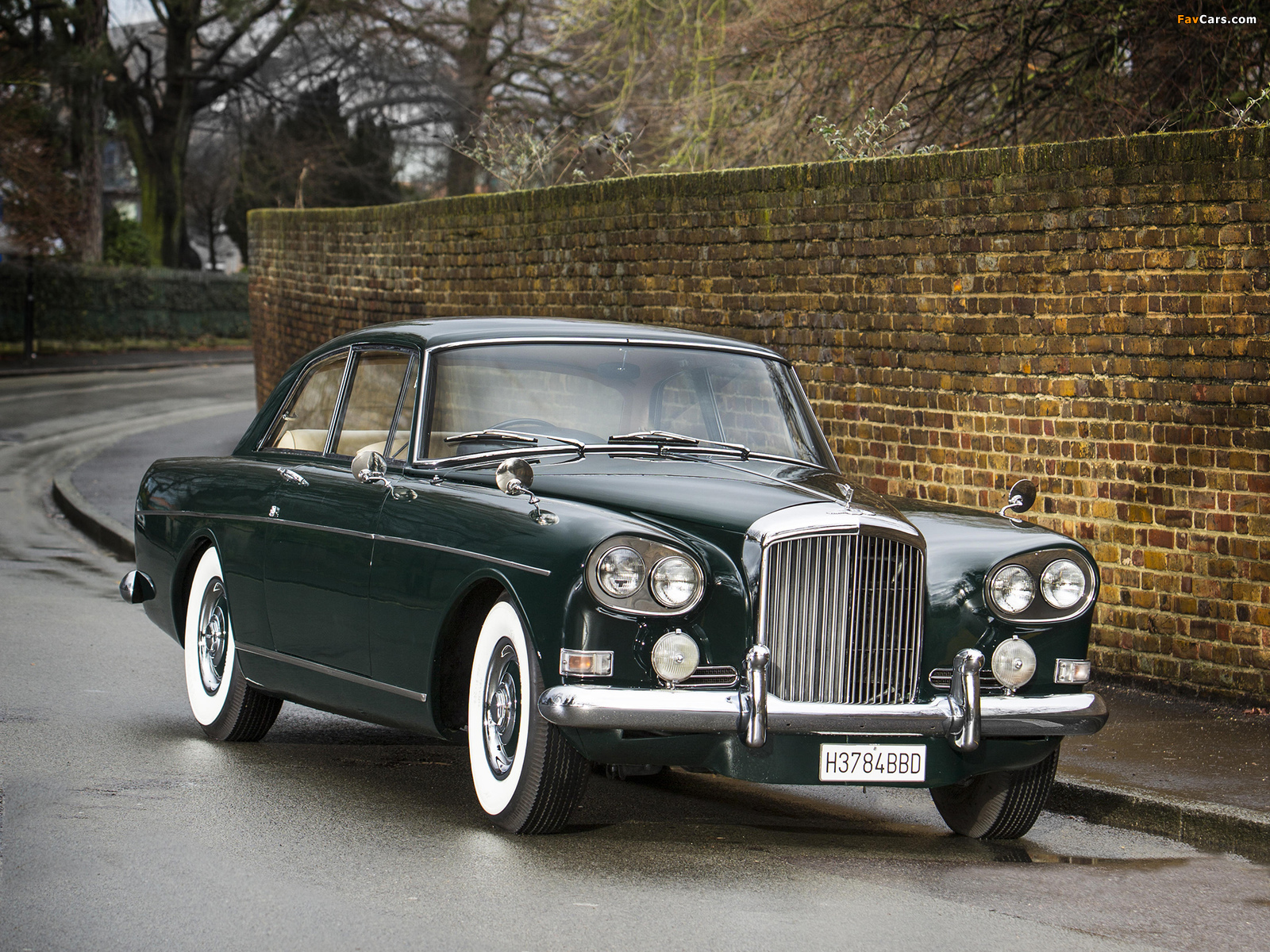 Bentley S3 Continental Coupe by Mulliner Park Ward UK-spec 1964–65 images (1600 x 1200)