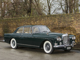 Bentley S3 Continental Coupe by Mulliner Park Ward UK-spec 1964–65 pictures