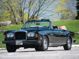 Bentley Continental Convertible 1984–89 images