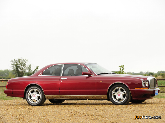 Bentley Continental R 1991–2002 images (640 x 480)