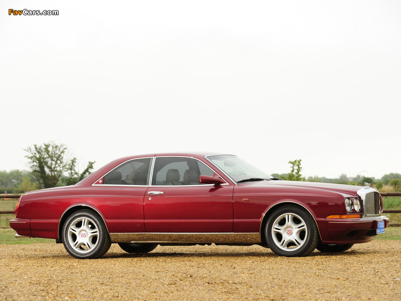 Bentley Continental R 1991–2002 images (800 x 600)