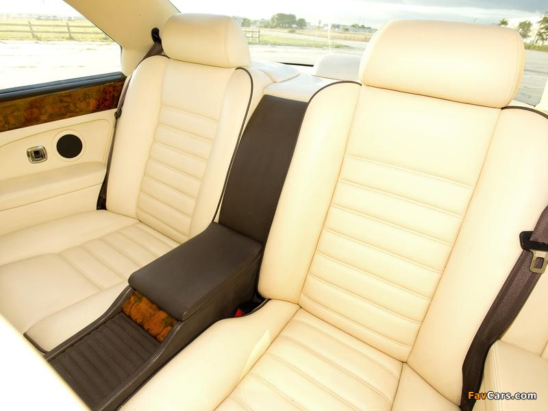 Bentley Continental R 1991–2002 wallpapers (800 x 600)