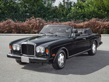 Bentley Continental Convertible 1992–95 pictures