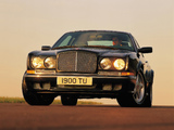 Bentley Continental T 1996–2002 images