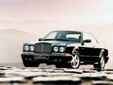 Bentley Continental T 1996–2002 images