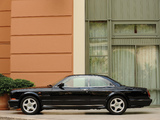 Bentley Continental R Mulliner 1999–2002 images