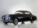 Images of Bentley R-Type Continental Sports Saloon by Mulliner 1952