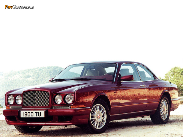 Images of Bentley Continental R 1991–2002 (640 x 480)