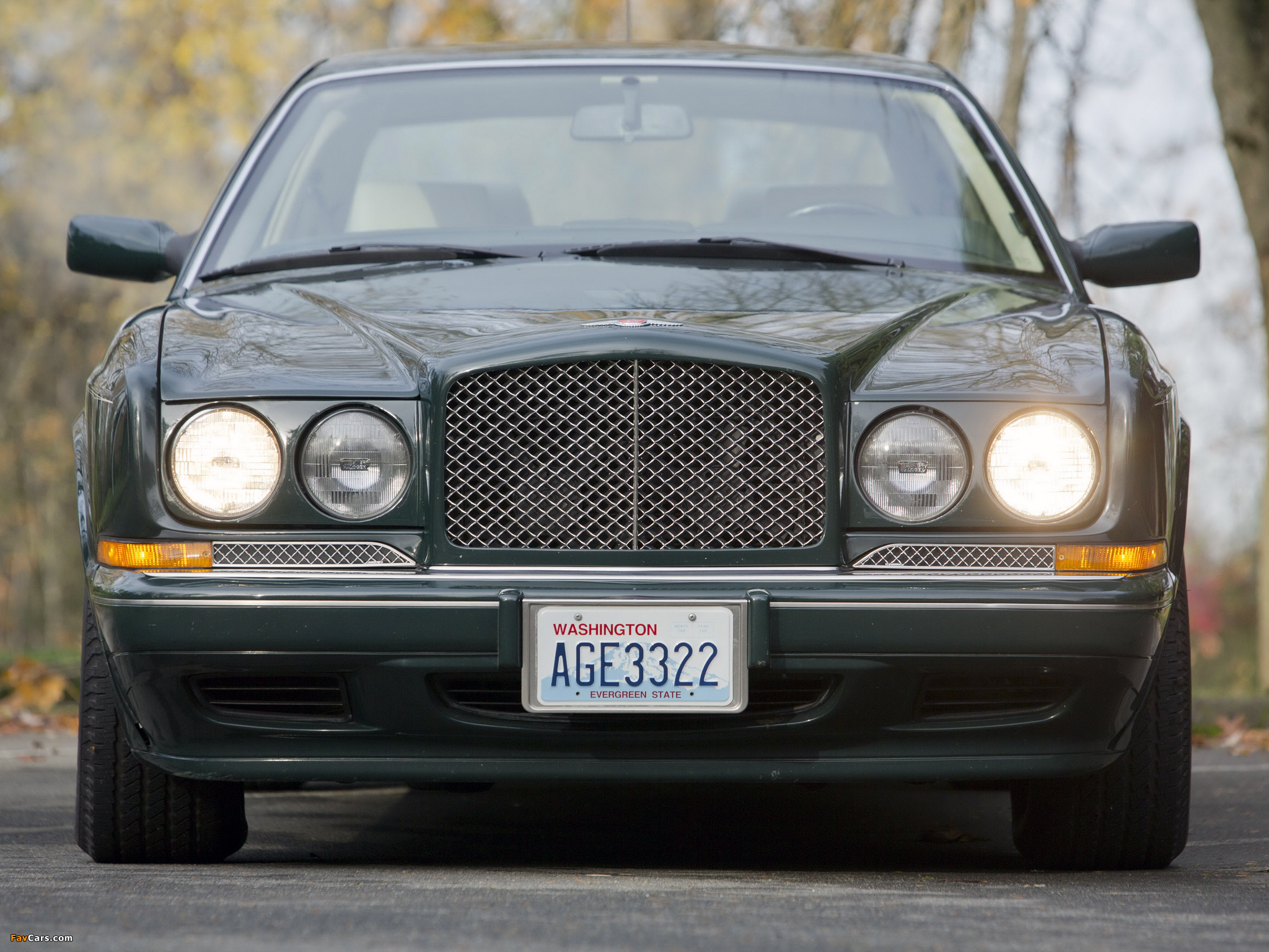 Images of Bentley Continental R 1991–2002 (2048 x 1536)