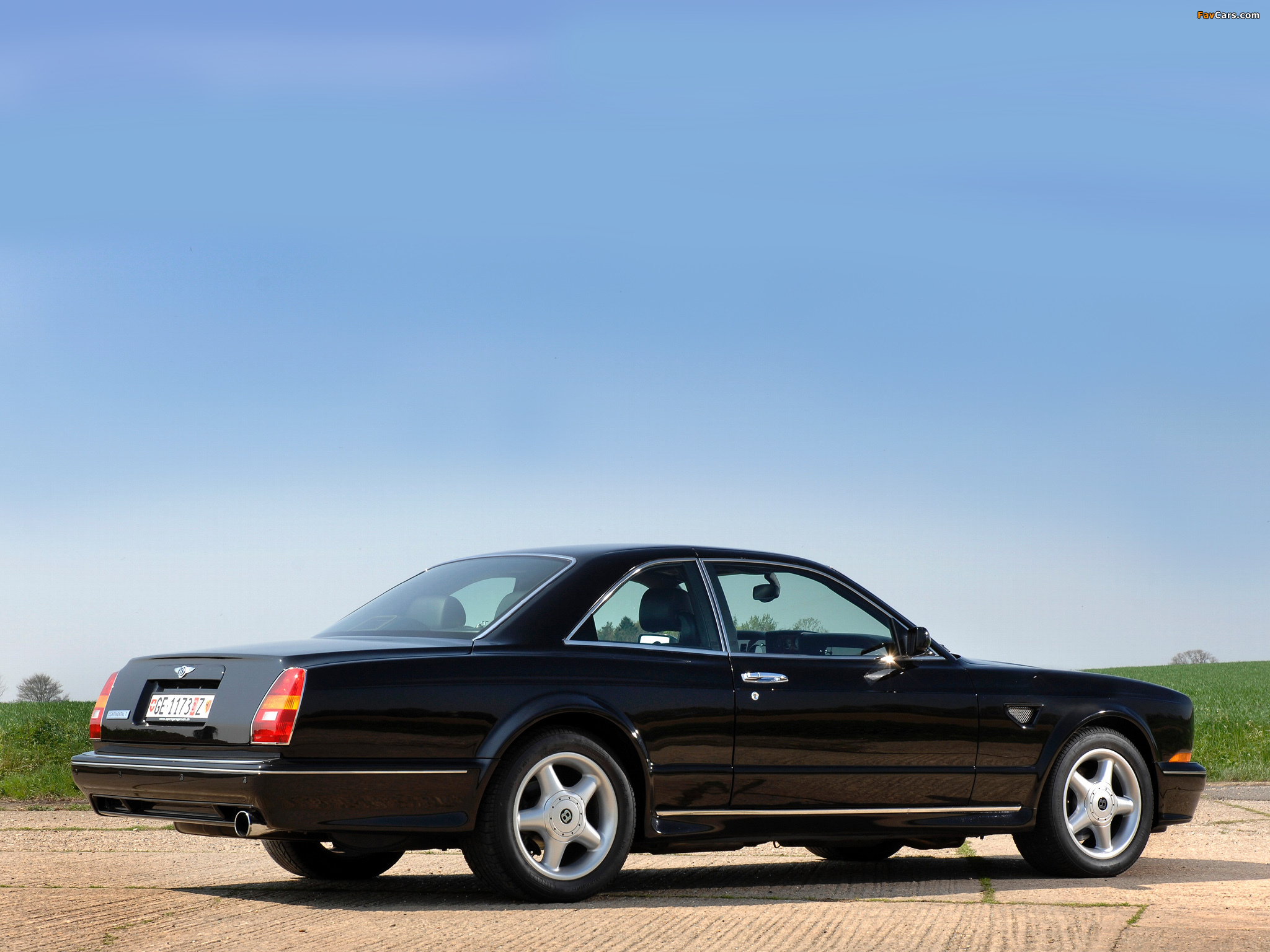 Images of Bentley Continental T 1996–2002 (2048 x 1536)