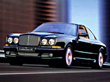 Images of Bentley Continental SC 1998–2000
