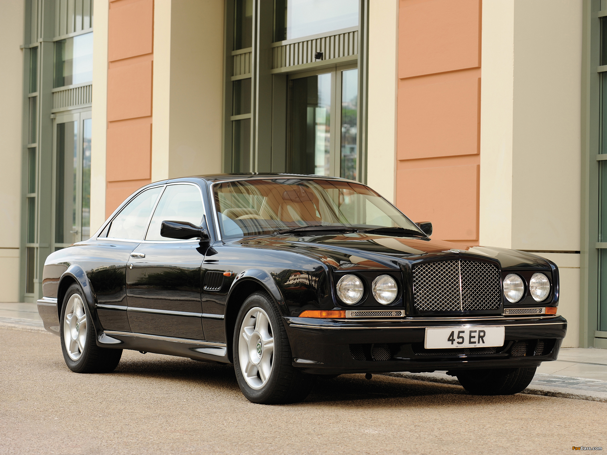 Images of Bentley Continental R Mulliner 1999–2002 (2048 x 1536)