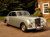 Photos of Bentley S1 Continental Sports Saloon by Mulliner 1955–59