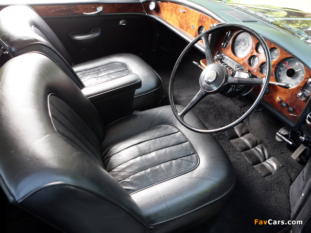 Photos of Bentley S3 Continental Coupe by Mulliner Park Ward UK-spec 1964–65 (640 x 480)