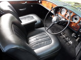 Photos of Bentley S3 Continental Coupe by Mulliner Park Ward UK-spec 1964–65