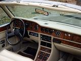 Photos of Bentley Continental Convertible 1984–89