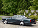 Photos of Bentley Continental T by Mulliner Park Ward 1996