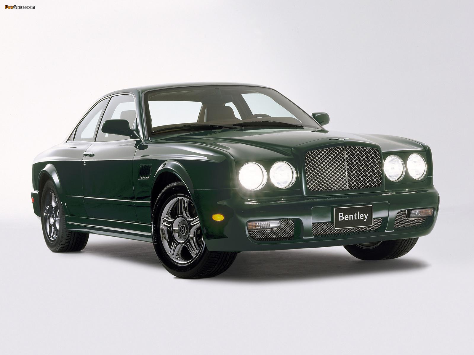 Photos of Bentley Continental T Le Mans 2001 (1600 x 1200)