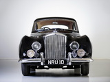 Pictures of Bentley R-Type Continental Sports Saloon by Mulliner 1952