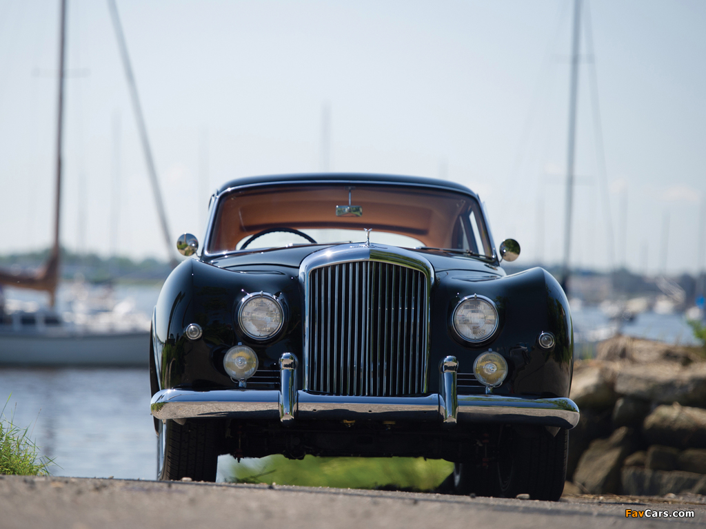 Pictures of Bentley S1 Continental Sports Saloon by Mulliner 1955–59 (1024 x 768)