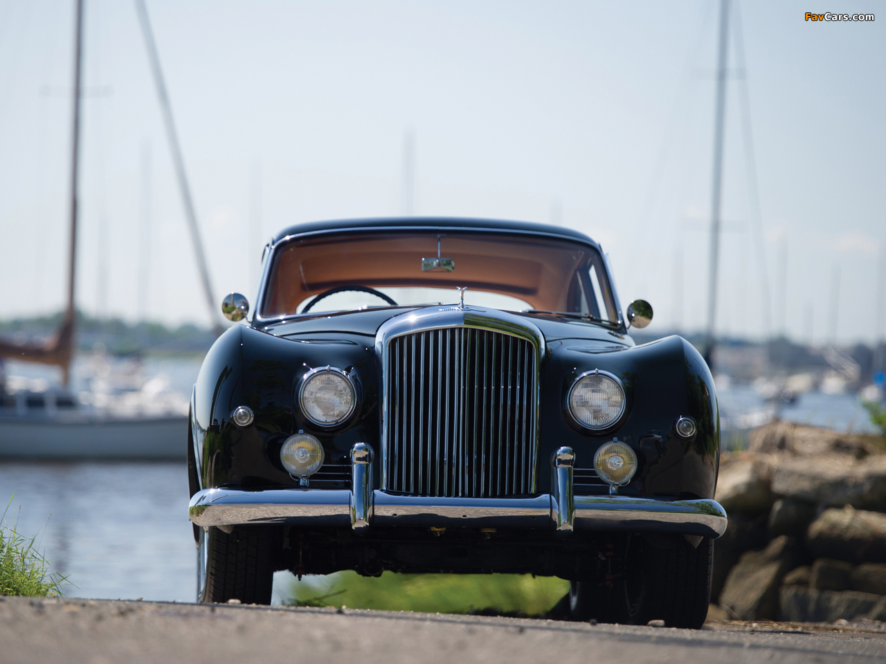 Pictures of Bentley S1 Continental Sports Saloon by Mulliner 1955–59 (1280 x 960)