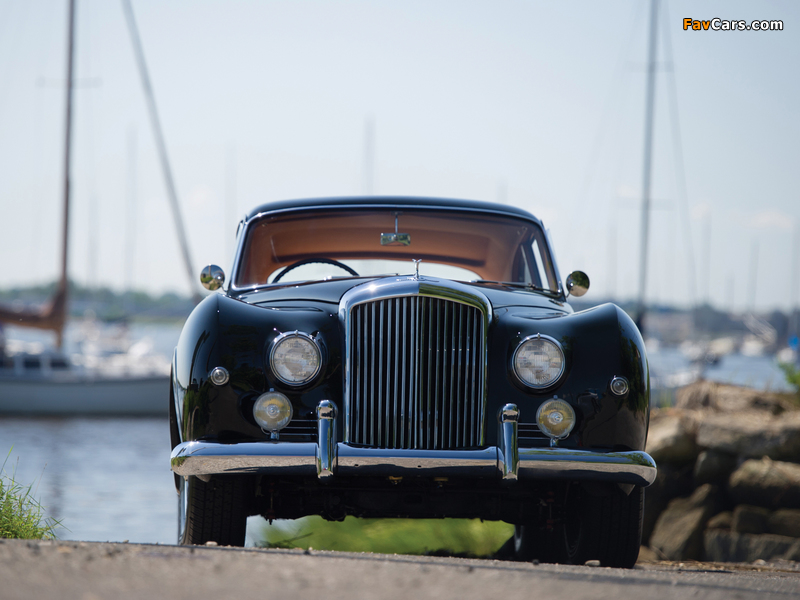 Pictures of Bentley S1 Continental Sports Saloon by Mulliner 1955–59 (800 x 600)