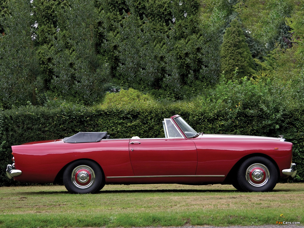 Pictures of Bentley S2 Continental 1959–62 (1280 x 960)